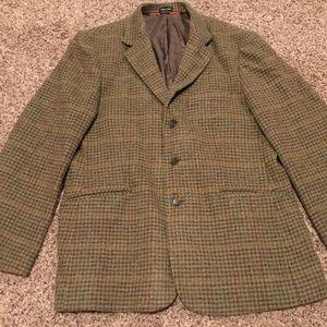 J. Crew Wool Sportcoat. Moon Mill.s 40/42 Short.